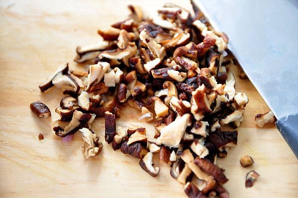 紅蔥香菇滷肉2
