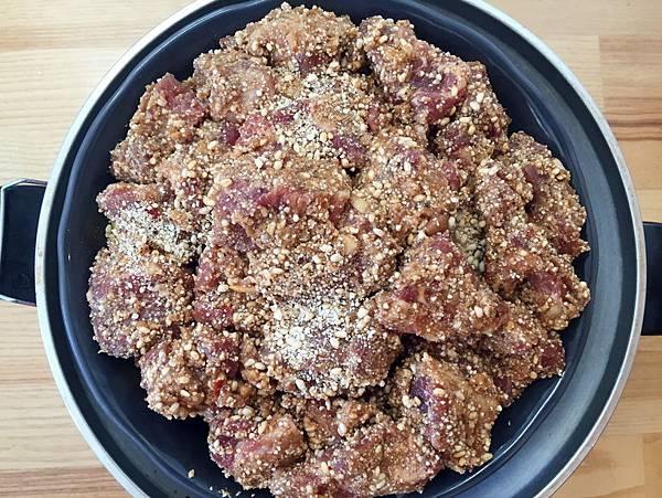 南瓜粉蒸肉STEP4