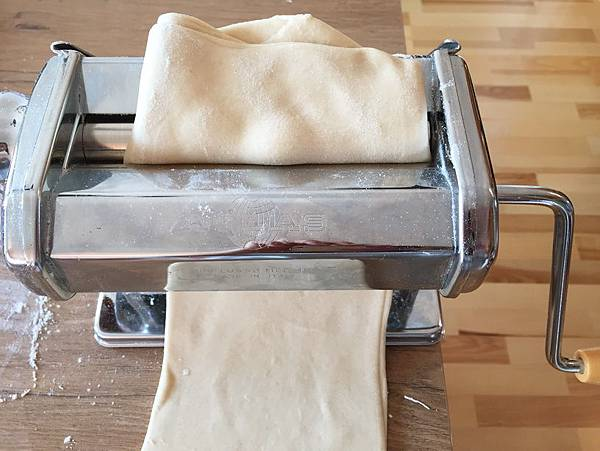 豆奶饅頭步驟3