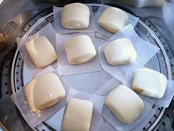 豆奶饅頭步驟6