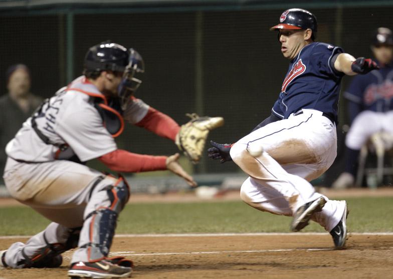 4-6-2011 Red Sox VS Indians Travis Hafner