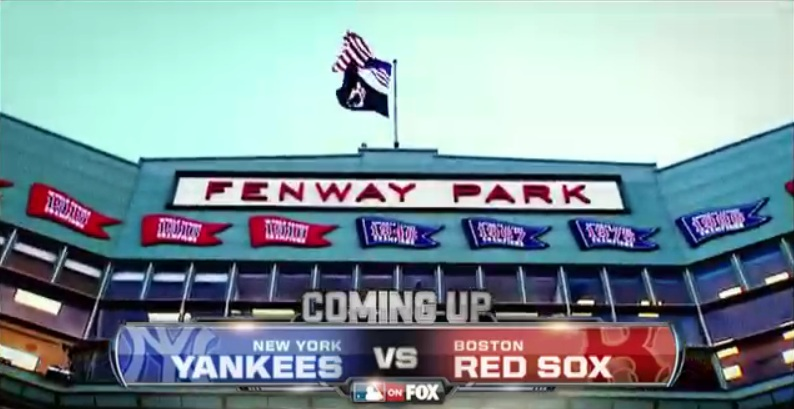 Yankees VS Red Sox 4-10-2011