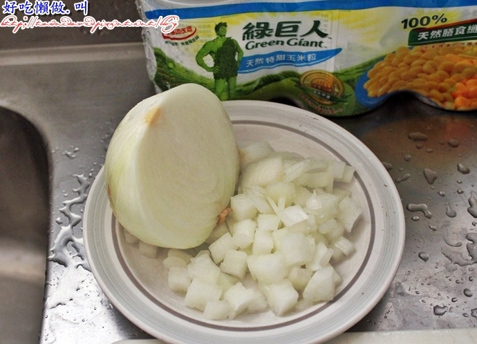 綠巨人玉米粒
