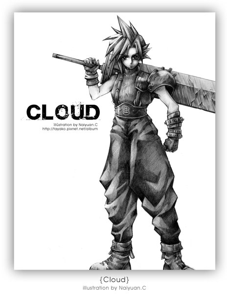 CLOUD-FF7角色