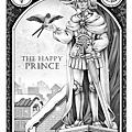 快樂王子:The happy prince