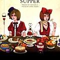 LAST SUPPER 宣傳海報