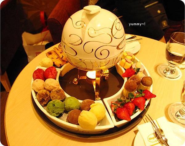 巧克力鍋~那個好像哈蜜瓜哦~海賊王中的惡魔果實