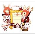 Rabbit x Calligraphy