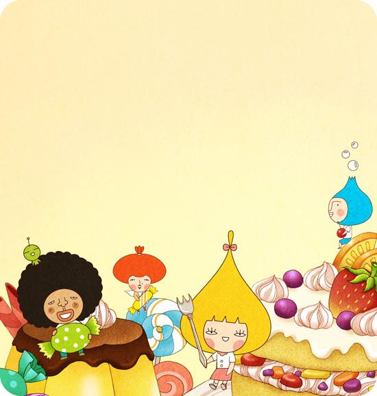 4月 甜蜜兒童節