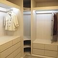 我設計的更衣室