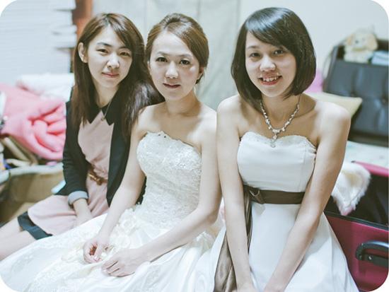 我的妹妹們~