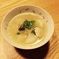 蘿蔔排骨丸子湯