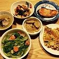 今日阿乃主廚:晚餐五菜一湯