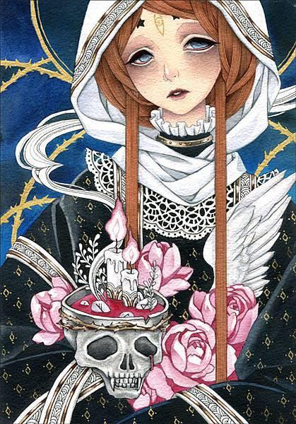 魔女_黑祭司