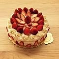爾洛馬跨年限定蛋糕,get !