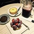 艾米媞甜點工坊:草莓塔、檸檬塔、莓果茶、手工巧克力餅乾
