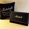 Marshall攜帶音響,老公送的聖誕禮物