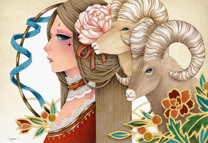 魔女_公羊祭