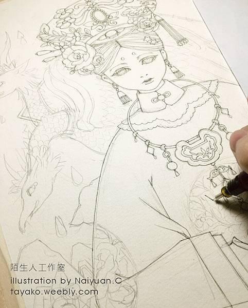 // 陌生人工作室:作品 free talk+阿乃日常 //