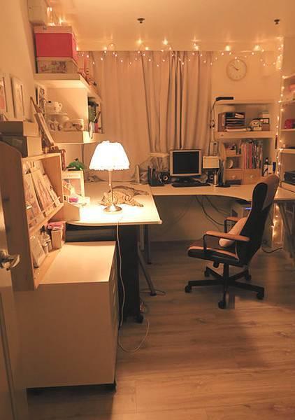 我的工作室 :)