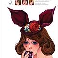 這張封面圖已售出:占星專家寶靈老師所開的星球塔羅Café 專用圖像