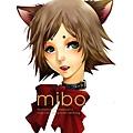 MIBO擬人化