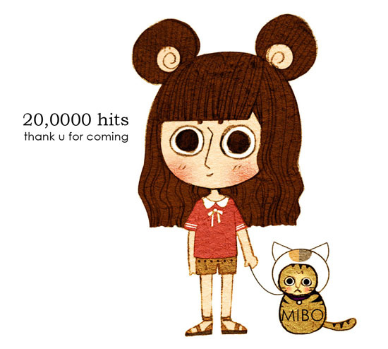 20,0000hits賀圖