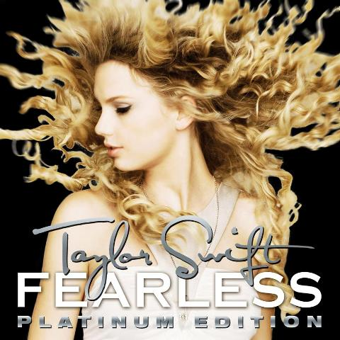 無懼的愛Fearless CD+DVD白金慶功版