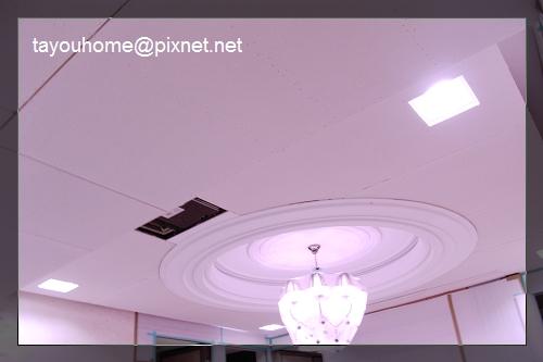 餐廳天花板整修完成2.jpg