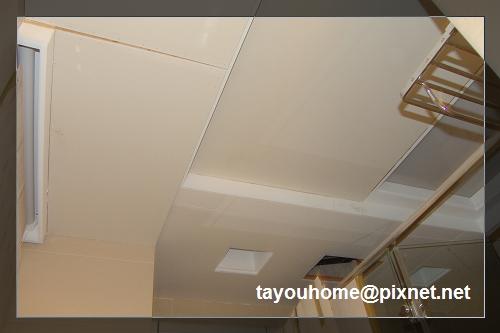 主臥浴室天花板完工.jpg