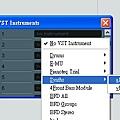 5. 選擇VST Instrument