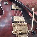 Gibson Les Paul Studio with Stetsbar Pro II