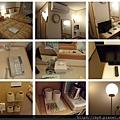 東橫INN房間