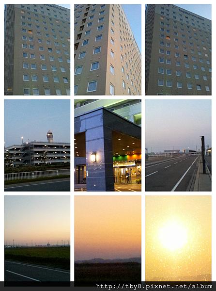 早晨的東横