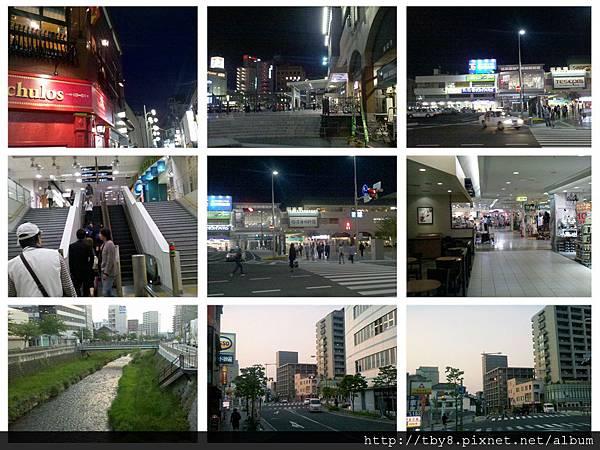 松本東急INN街景