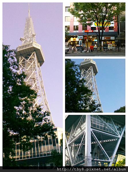 榮町地標名古屋塔