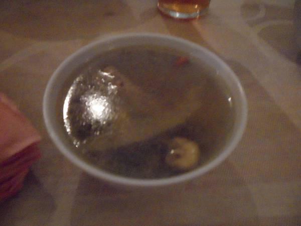 東格阿里雞湯