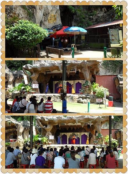 印度舞蹈表演