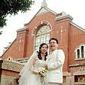 940604蕭傳道夫婦婚紗照