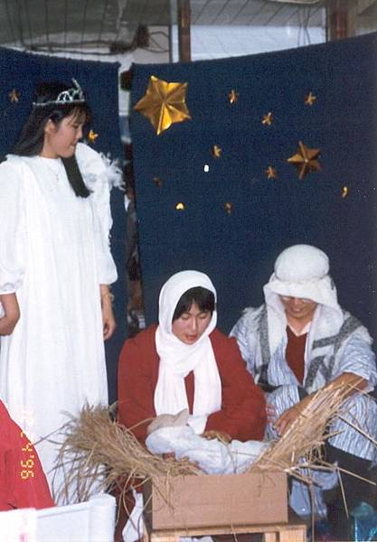 莿桐(饒平)教會聖誕晚會