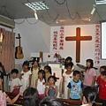 兒童獻唱「媽媽的喜歡」