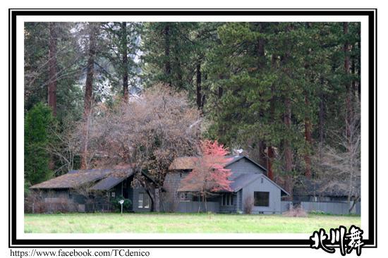 曠野中的家