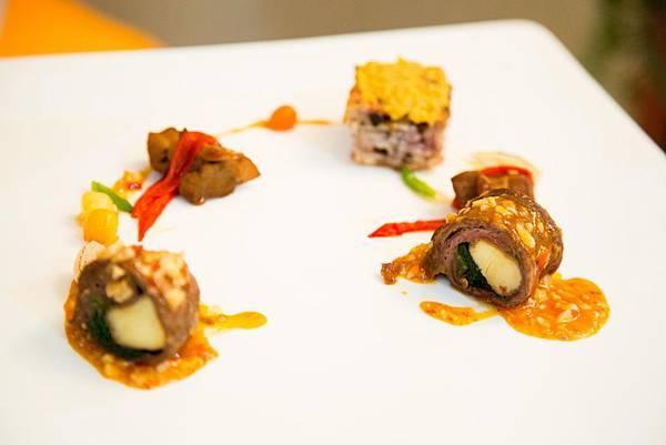 參和院-芋香金沙葛瑪蘭的禾鴨
