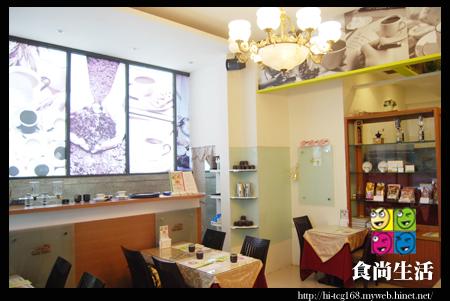 歐廷蔬食咖啡-舒適的一樓用餐環境.jpg