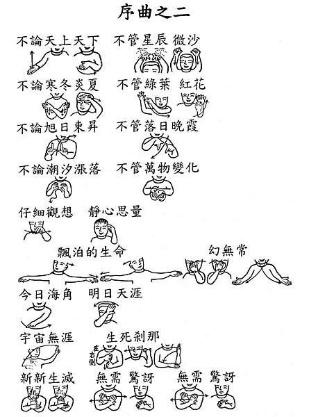 02手語妙音提示圖-無量義經偈頌-序曲之二