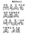 21手語印記提示圖-無量義經偈頌-說法品之三(所發慈悲明不虛).png