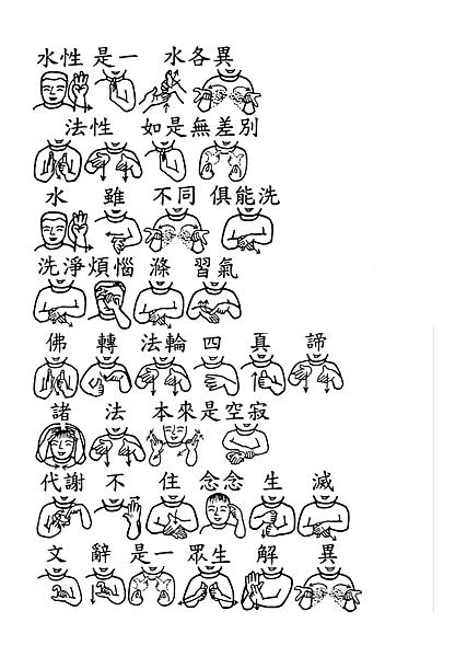 手語印記提示圖-說法品(二)習性不同眾生欲~菩薩當修無量義經_頁面_2.png