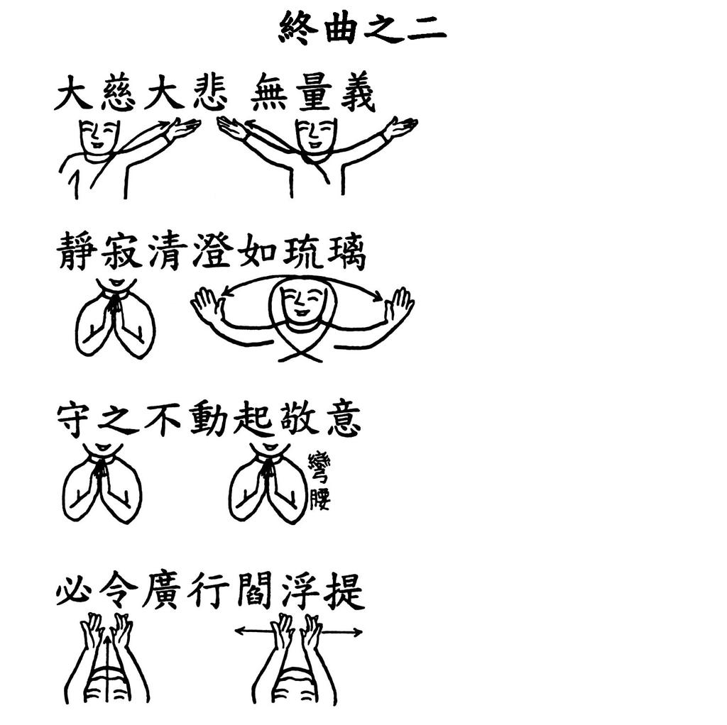 53手語妙音提示圖-無量義經偈頌-終曲之二(大慈大悲無量義)_頁面_1.png