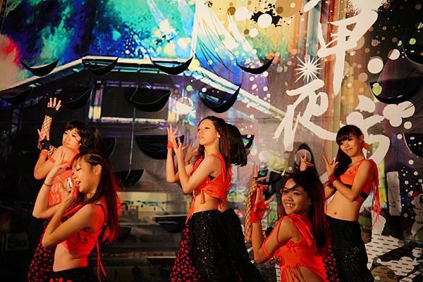 2012大甲夜市街舞大賽精采片段