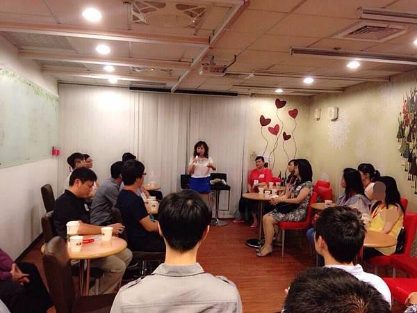 2014/07/30【微相親】小聯誼_團體排約